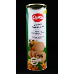 Hähnchen Salami scharf 850g