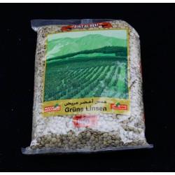 Grüne Linsen 1000g