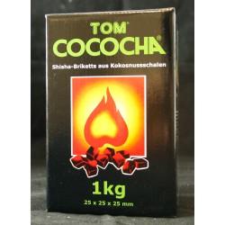 shisha-briketts aus Kokusnusschalen 1kg